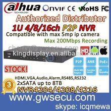 hot selling 4ch wifi nvr kits cctv kits H.264 1080P Full HD P2P Cloud 4/8/16/32CH 1U Network Video Recorder NVR4232