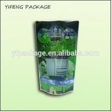 Popular hotsell special column air packing toner bag