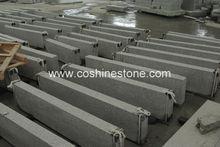 Granite kerbstone types