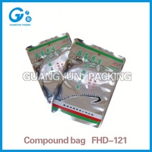 EXW Price clear plastic wine bottle bags