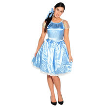 Wholesale Party Cheap sexy Alice in Wonderland costume dress MAA-34