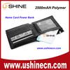 China Shenzhen supplier Pocket Wallet Card Evopower external OUtlet online Shop for iPhone6