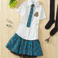 2014 bonne vente uniforme scolaire conception