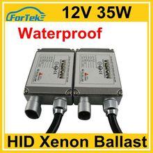 AC 12V 35W xenon HID Ballast Regular Type Wholesale in China