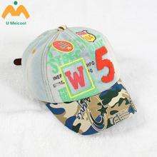 Han Edition Washed Children's Cowboy Hat The Little Boy Girl Baby Hat Leisure Fashion