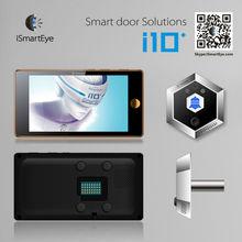 twin cordless smart auto dial video door phone
