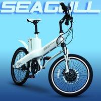 CE/EN15194 Seagull-lightweight sport electric bike,electric bike manufacturer,beach cruiser electric bicycle