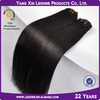 HOT!! 2014 Wholesale price double weft shedding and tangle free 100% human hair ANGEL WEAV