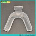 Popular de impresión dental bandeja/para blanquear los dientes de la boca de la guardia dmm05