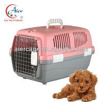 pet supply plastic walking dog carrier