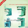equipamentos para o tanque de água