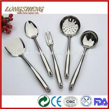 2014 nuevo diseño d1001-d1006 utensilios utensilios de plata