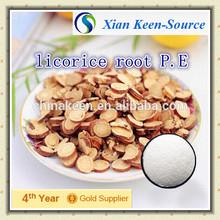 Factory Supply radix glycyrrhizae Extract powder,licorice root P.E,Glycyrrhizinic Acid 20%-30%