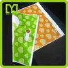 Hot sale colorful custom printed hdpe shopping bag