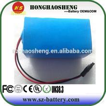 18650 li batteries pack 36v 10ah ebike akku 36v 10ah