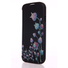 Slim Flip Genuine Leather Case,Cell Phone Case For Samsung Galaxy S4