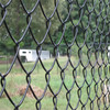 plastic Chain link fence(manufacture)