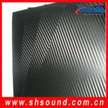 High Quality PVC carbon fiber mountain bike parts