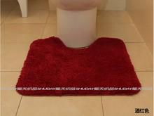 Toliet Seat/ U-Mat/ Pedestal Mat/Toilet Contour Mat