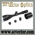 Rôder 4- 12x50 aovrc objectif parallax lens correction portée de fusil facile de tir avec spécial balistiques réticule de compensation