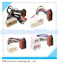 KIA iso radio/stereo wire harness