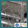 Galvanized pvc coated temporary 5 foot plastic chain link fence for wholesale