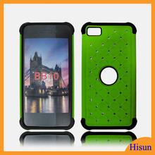 Bling Star Case for Blackberry Z10,Rhinestone Cover for Blackberry /Phone Case For Blackberry /cover for blackberry