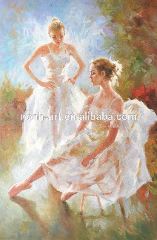 Impressionist Ballet Impressionist Ballet Painting