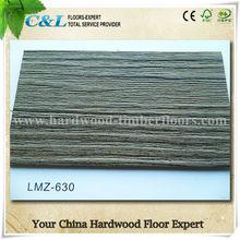 waterproof interlocking pvc vinyl flooring plank