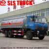 DONGFENG 3 axles diesel transportation tank trailer