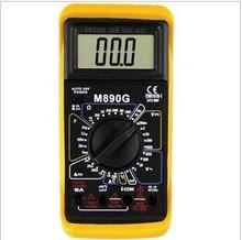 Sensetive handheld multimeter Popular large screen multimeter M890G(CE) digital multimeter
