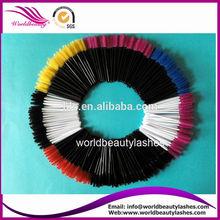 color ful disposable eyelash extension tools mascara wands