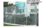 Steel grating fence,steel grating wall