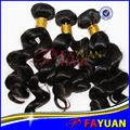 Fayuan famouse calidad y de buen aspecto humano de la virgen del pelo
