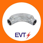 Electrical factory Inspection gi pipe bend