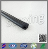 rubber metal composite auto parts tail door sealing strips for car door