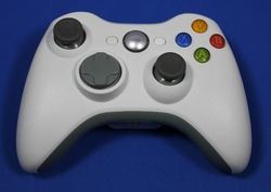 wireless game controller for xbox360,for video game accessory