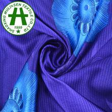 Mulinsen textile satin fabric with twist printed fabric uzbekistan