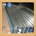 Corrugado de chapa de hierro de techo material de