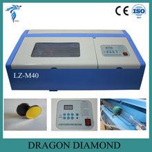 high quality desktop 40W laser engraving machine LZ-M40