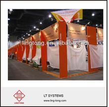 aluminium updated standard exhibiton booth / stand / stall