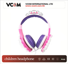 Promotional Cartoon Earphone for Girls Made in China