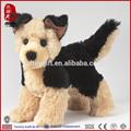 hochwertige individuelle hundespielzeug großhandel plüschtier Deutsch Schäferhund zum verkauf