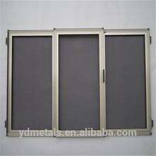 diamond wire mesh window/stainless steel diamond mesh