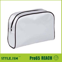 Bride Travel Bag, Medium, White/Mini popular pouch /Promotional cosmetic bag/party bag