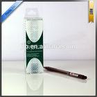Wholesale plastic pencil box high quality pvc package
