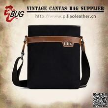2014 Hot selling good quality men leather shoulder bag