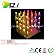 2014 Alibaba super brightness 5mm 12V oval/strawhat/round head led light emitting diode