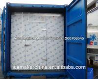 50HZ or 60HZ Copeland Refrigeration Unit Cold Storage Container