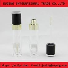 Unique mini lip gloss container